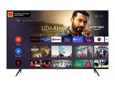 Kodak CA Pro Android TV Series With 40W Sound Output Launched in India