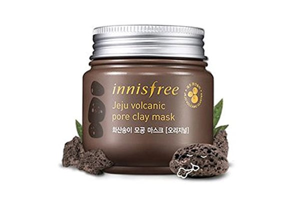 Innisfree - Jeju Volcanic Pore Clay Mask Original korean beauty products in india