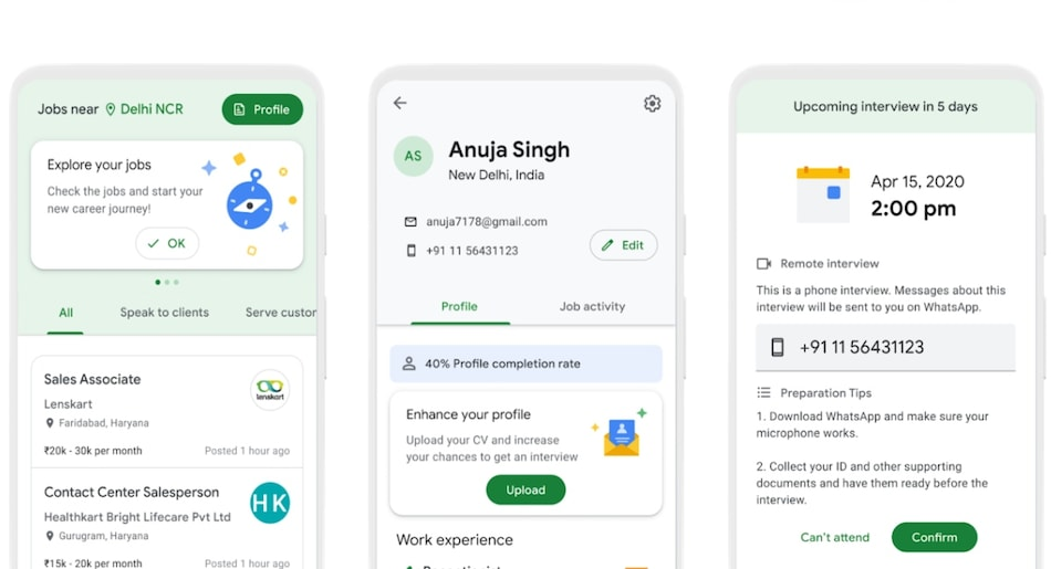 Google Launches Kormo Jobs App in India to Help Job Seekers Find Relevant Opportunities