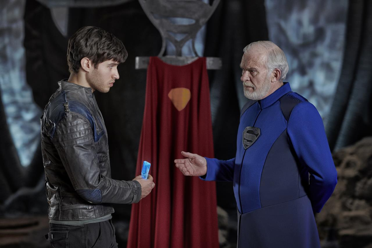 krypton superman seg val Krypton Syfy Superman Seg El Val El