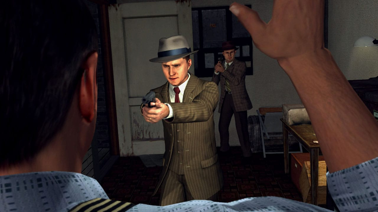 la noire switch action LA Noire Nintendo Switch