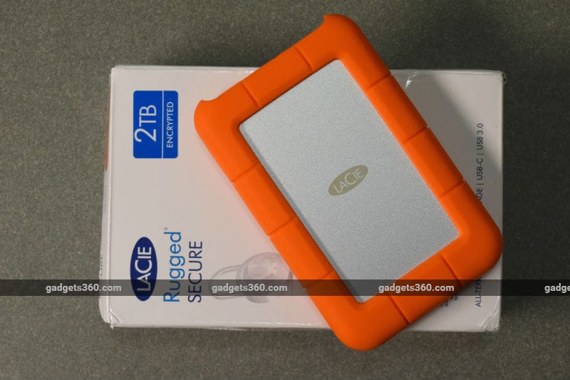 LaCie Rugged Secure Review