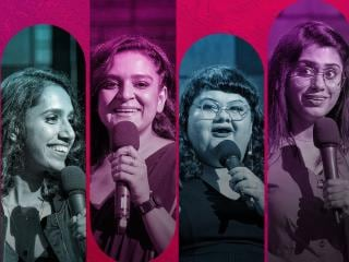Ladies Up Trailer: In Netflix's New All-Women Special, Kaneez Surka, Prashasti Singh Dive Into Divorce, Casual Sex