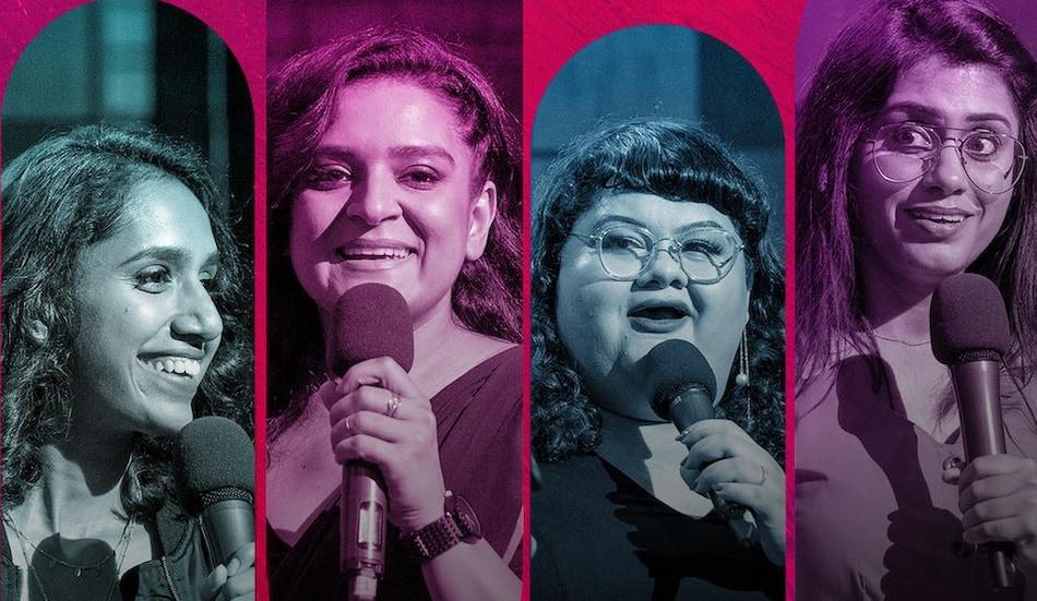 Ladies Up Trailer: In Netflix's New All-Women Special, Kaneez Surka, Prashasti Singh Dive Into Divorce, Casual Sex