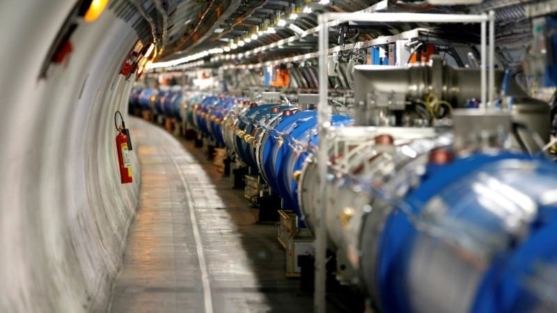 100-Km Particle Accelerator Under Geneva Enters Race to Succeed Large Hadron Collider