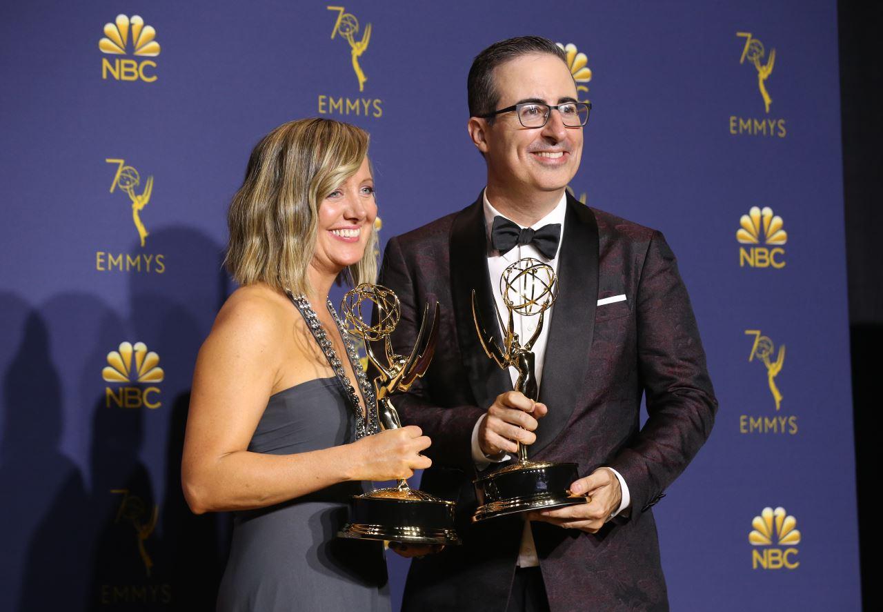 last week tonight emmys 2018 Last Week Tonight Emmys 2018