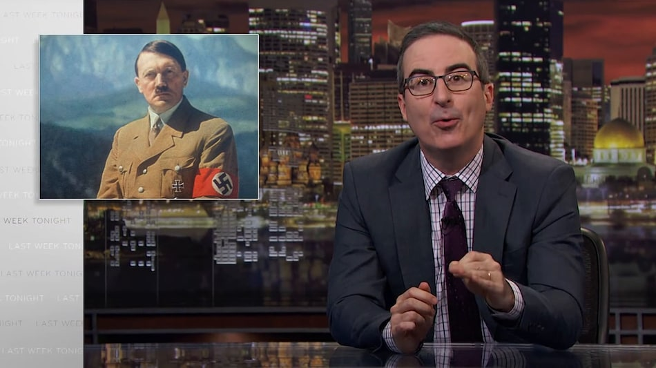 Hotstar Gets 1-Star Reviews for Pro-PM Modi Censorship of Last Week Tonight With John Oliver
