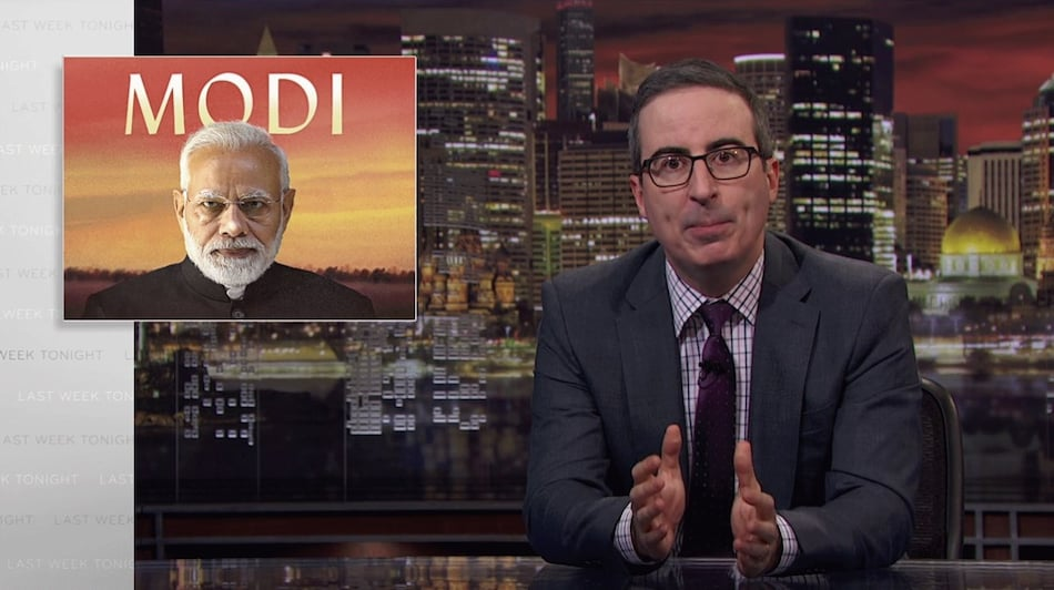 Hotstar Nukes PM Modi-Centric Episode of Last Week Tonight With John Oliver