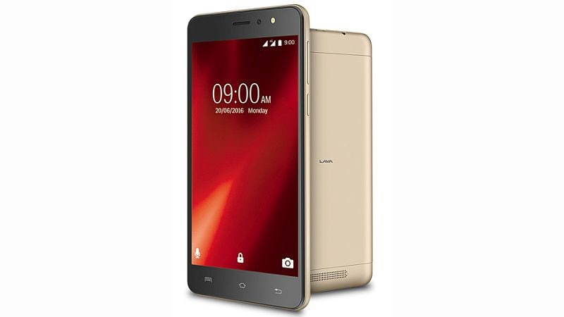 Lava X28 With 5.5-Inch HD Display, VoLTE Support Launched at Rs. 7,349