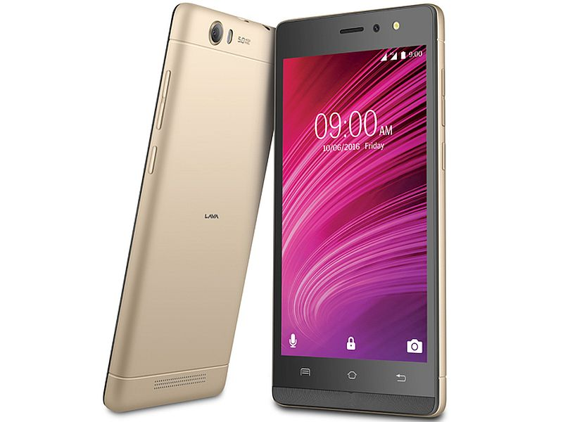 Lava A97 With Android 6.0 Marshmallow, VoLTE Support Launched at Rs. 5,949