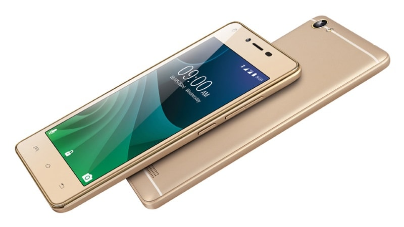 Lava A77 With 4G VoLTE Support, Front Flash Launched at Rs. 6,099