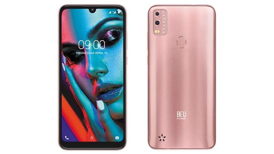 Lava BeU With Dual Rear Cameras Debuts in India, Launch Planned Alongside 4 More Models on January 5