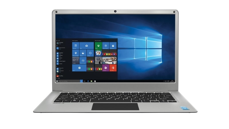 The Lava Helium 14 laptop is launched with Windows 10, 14.1-inch display{www.techxpertbangla.com}
