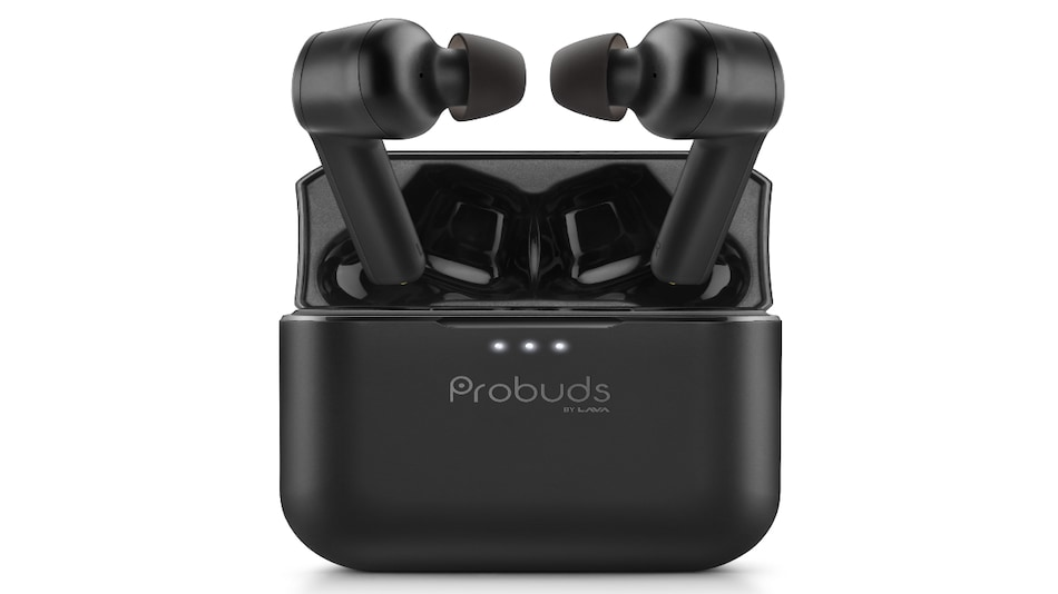 Lava Probuds TWS Earbuds With 25-Hour Playback Launched in India, Priced at Rs. 2,199