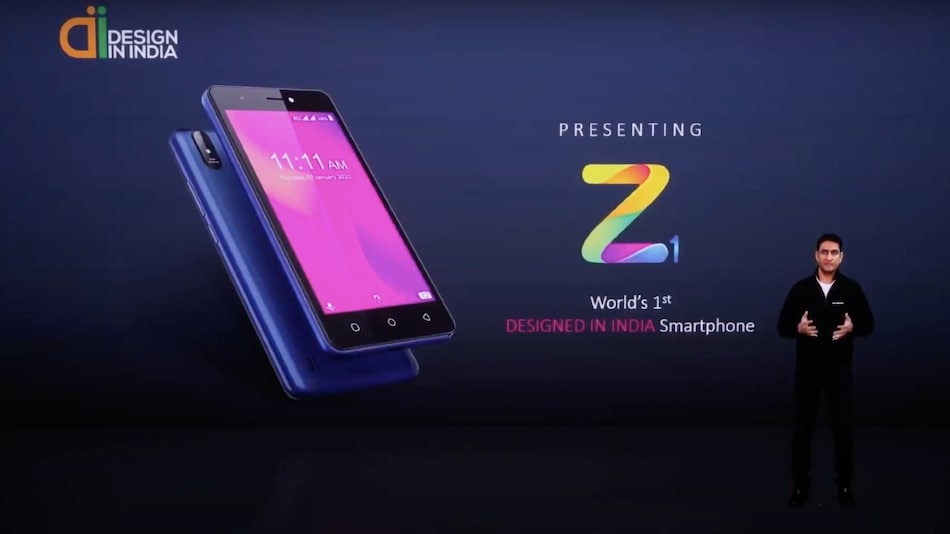 Lava Z1, Lava Z2, Lava Z4, Lava Z6 Launched: Price, Specificatios