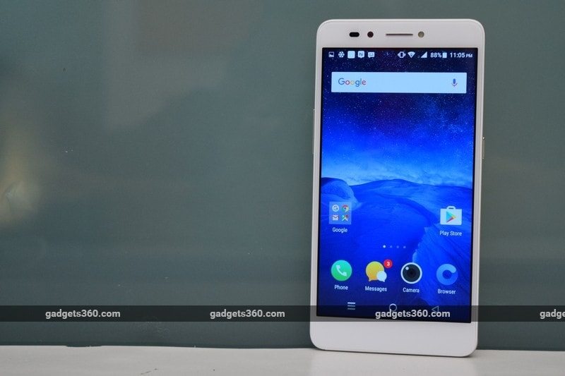 Lava Z25 Review