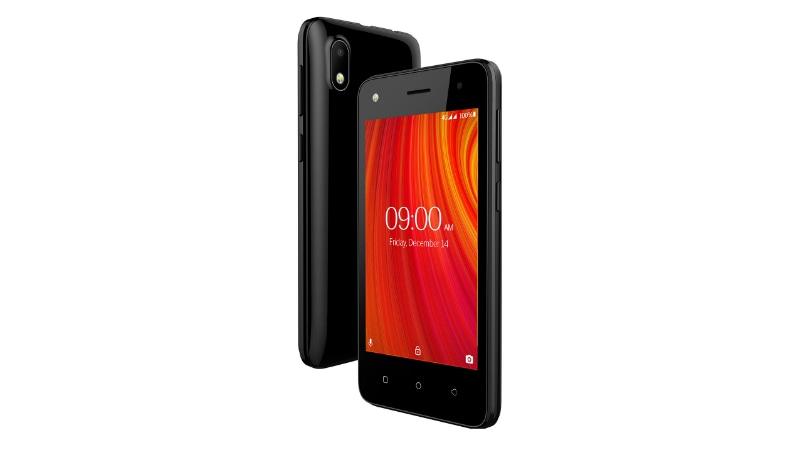 Lava Z40 एंड्रॉयड गो स्मार्टफोन लॉन्च, कीमत 3,499 रुपये