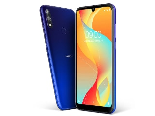 Lava Z66 With Dual Rear Cameras, 3,950mAh Battery Launched in India: Price, Specifications