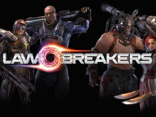 LawBreakers Borrows from Quake Champions and Overwatch, but Gets It All Wrong