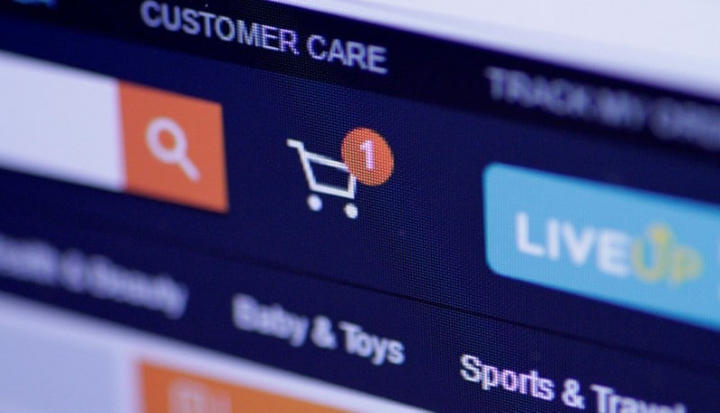 Amazon's Grocery Push Playing Catch Up With Chinese E-Commerce Giants