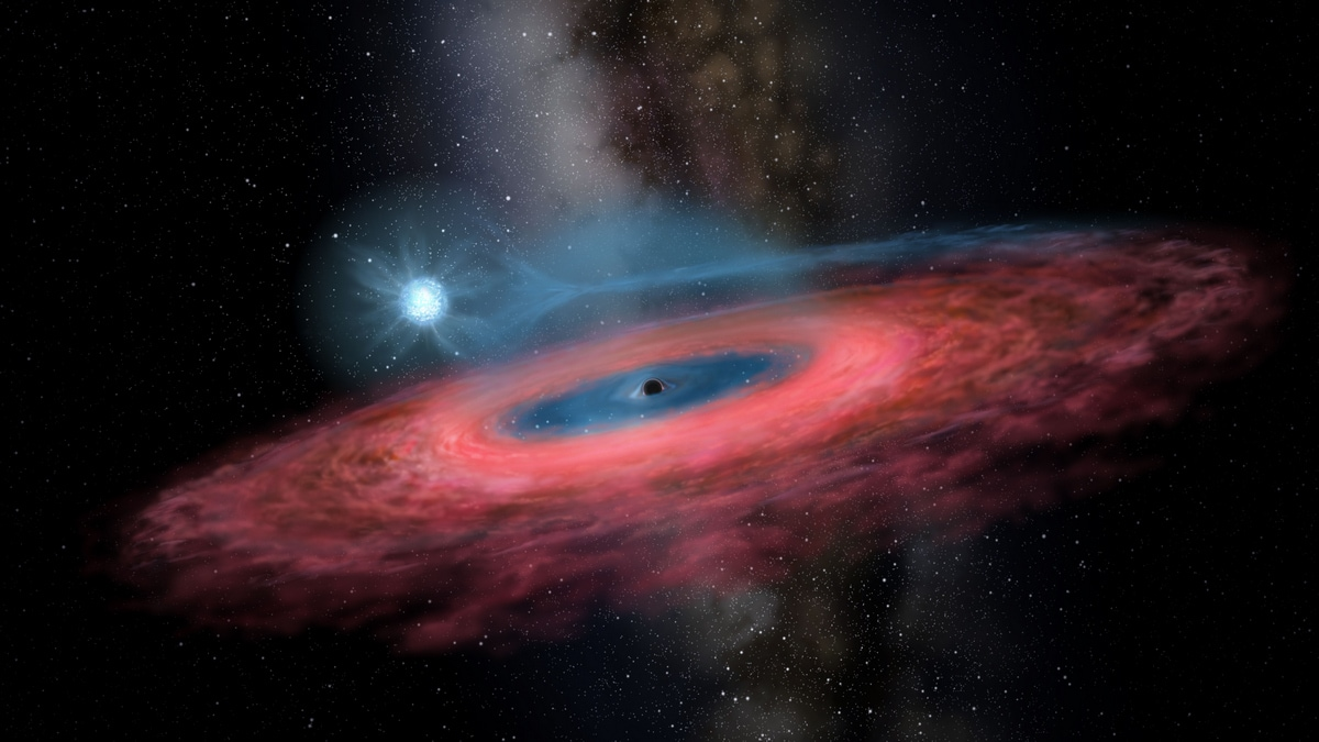 Massive Black Hole That 'Shouldn't Even Exist' Spotted in the Milky Way