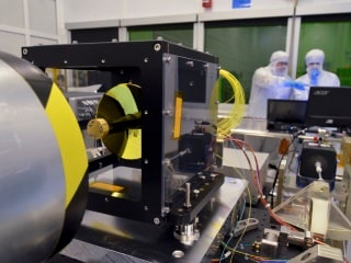 NASA to Use Laser Communication for High-Speed Space 'Internet'