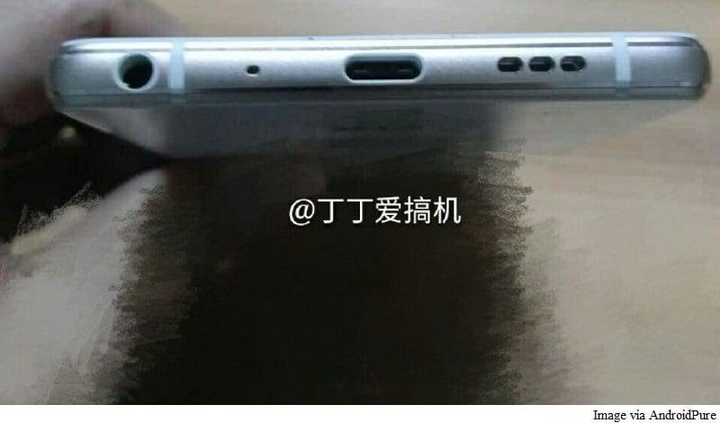 leaked images story2 Zuk Edge ports