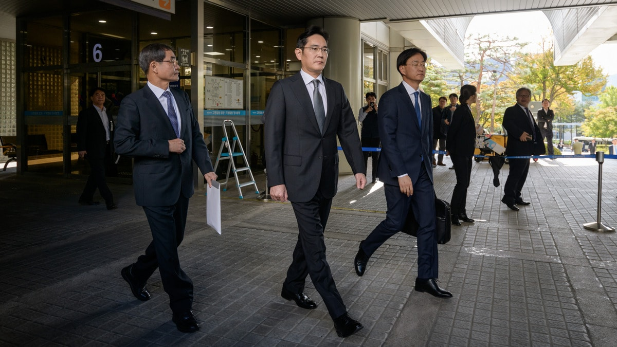 Samsung Heir Faces New Bribery Trial