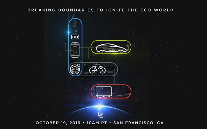 LeEco US Launch Confirmed for October 19