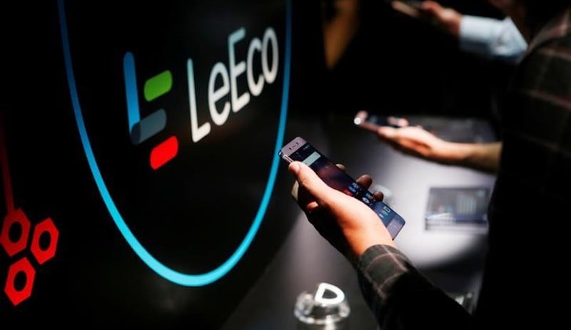 LeEco Said to Be Looking to Sell Its Silicon Valley Site Amid Cash Crunch