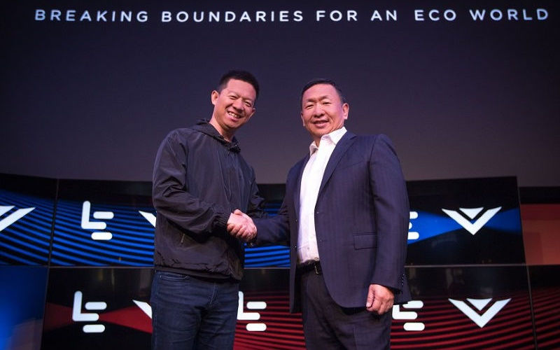 Vizio Sues LeEco Over Failed Merger Attempt, Adding to the Chinese Firm's Financial Woes