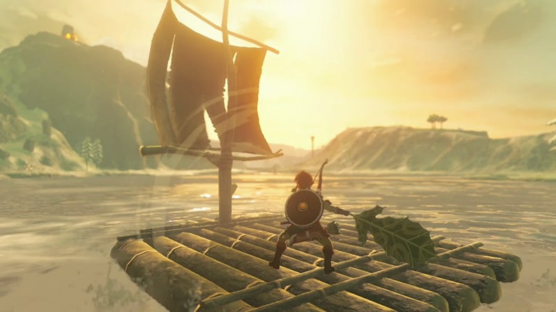 A Legend of Zelda Noob Took on Breath of the Wild. What Happened Next Is Hilarious.