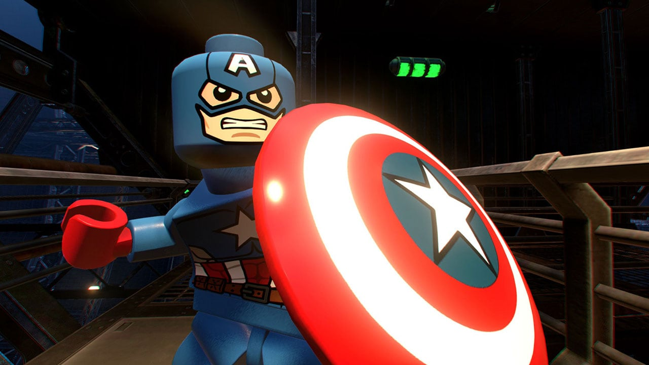 lego marvel super heroes 2 captain america Lego Marvel Super Heroes 2