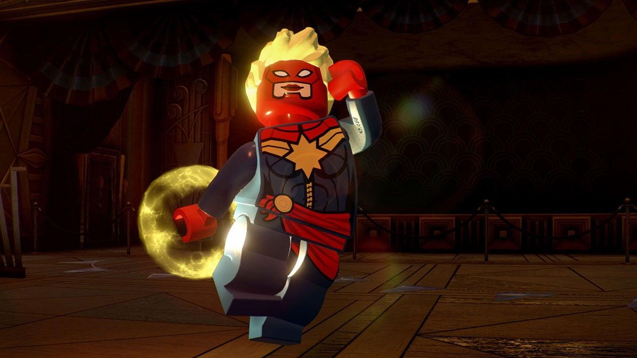lego marvel super heroes 2 captain marvel Lego Marvel Super Heroes 2