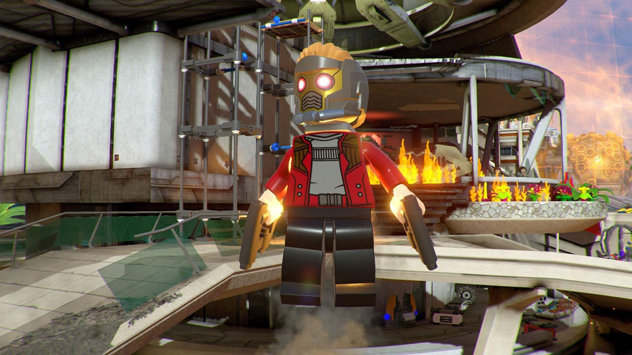 lego marvel super heroes 2 star lord Lego Marvel Super Heroes 2
