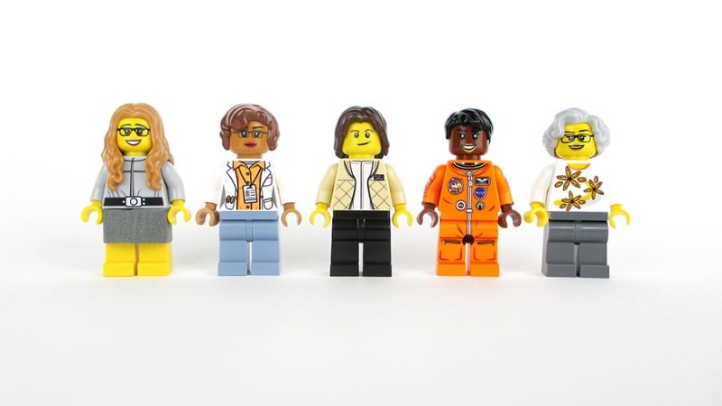 Women Of NASA To Be Given The Lego Treatment