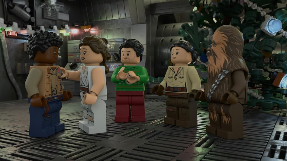 The Lego Star Wars Holiday Special Announced, Sets November Release Date on Disney+ Hotstar