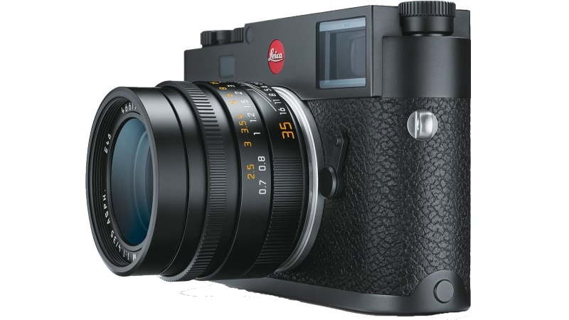 Leica M10 With 24-Megapixel Full-Frame CMOS Sensor, ISO Dial Launched