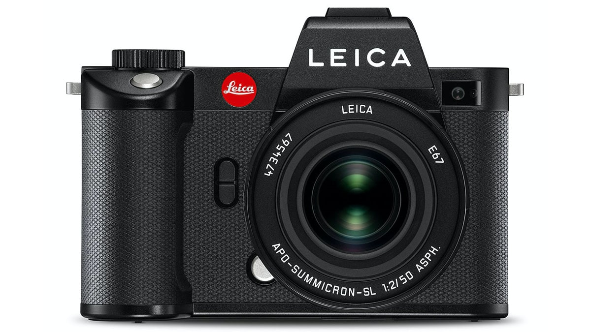 Leica SL2 Full-Frame Mirrorless Camera With 47-Megapixel Sensor Launched