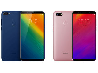 Lenovo A5, K5 Note (2018) With 18:9 Displays Launched: Price, Specifications