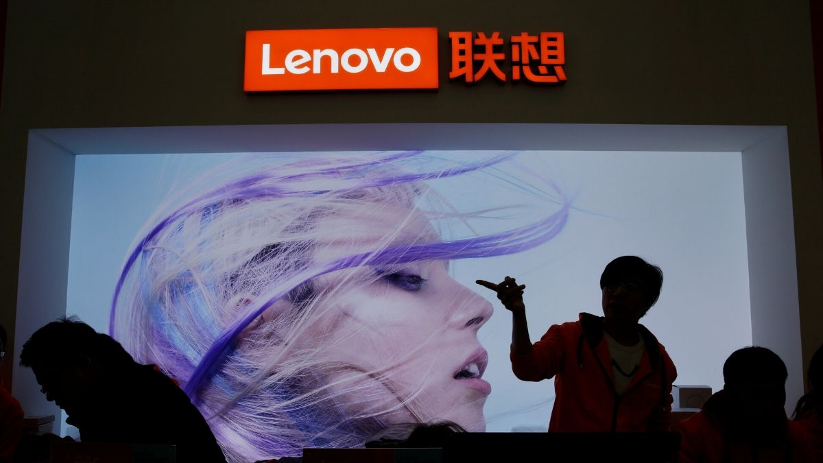 Lenovo Sees Growth in Last Quarter as More People Work From Home