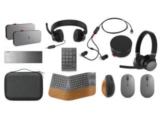 Lenovo Go Adds Nearly a Dozen Accessories to Its Portfolio to Assist Multitasking