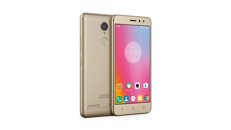 Lenovo K6 Power Goes on Sale in India at Rs. 9,999