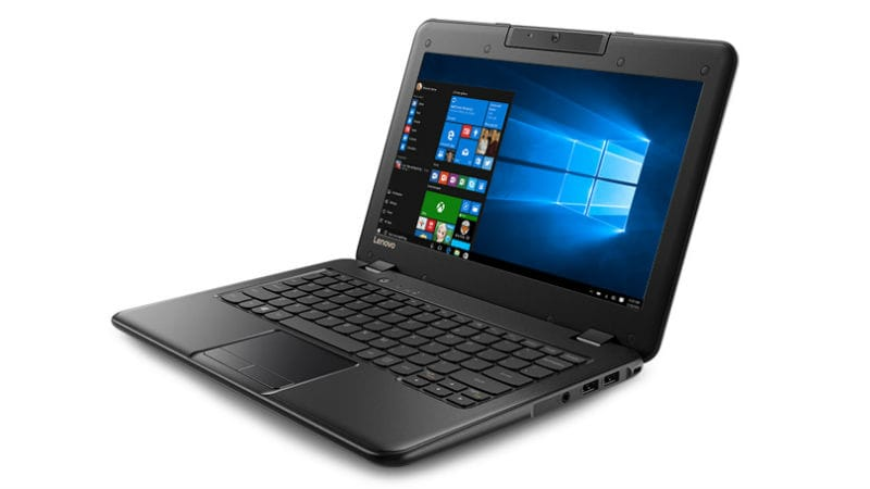 lenovo laptop 100e Lenovo 100e Chromebook  Lenovo Launches New Education Focused Chromebook and ThinkPad Laptops lenovo laptop 100e 1516694555563