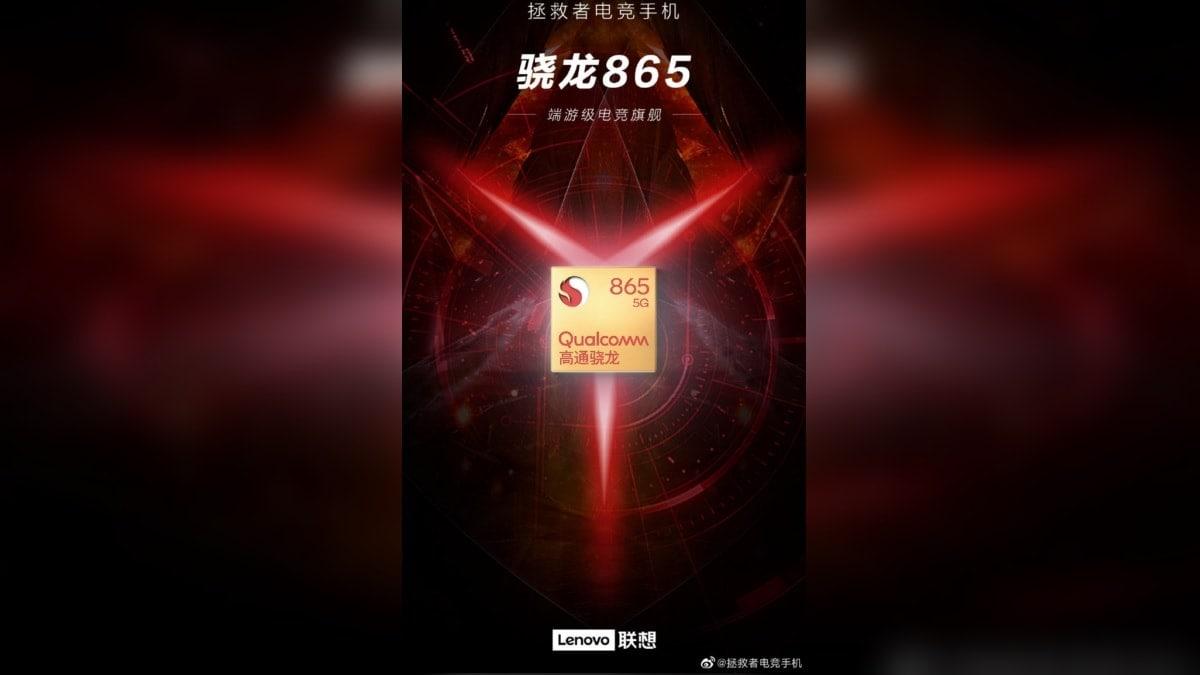 El teléfono Legion Gaming de Lenovo ofrece más de 55 vatios de carga rápida 7