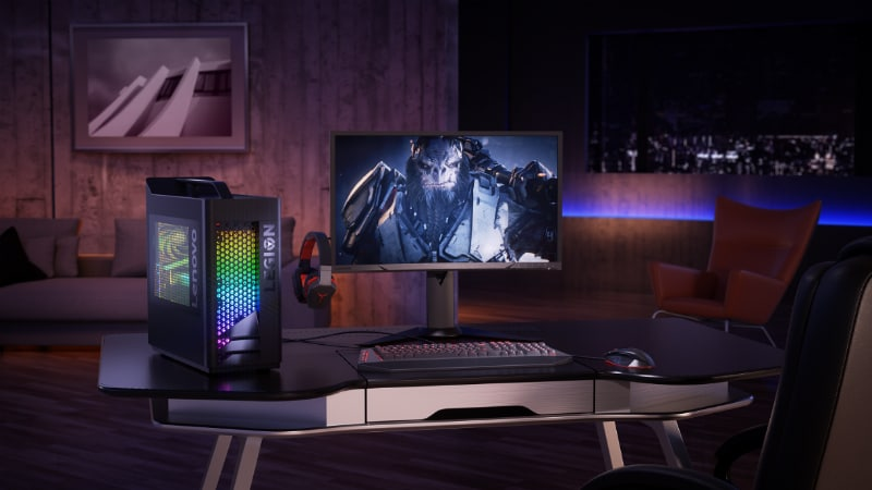 Lenovo Legion Series Gaming Laptops, Desktops Refreshed at E3 2018