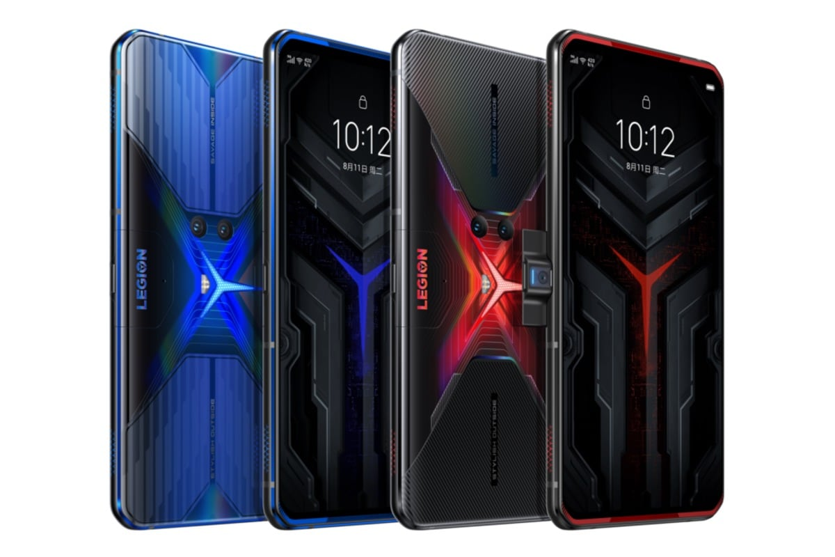 Lenovo Legion Phone Duel With Side Pop-Up Selfie Camera, Snapdragon 865+ SoC Launched: Specifications