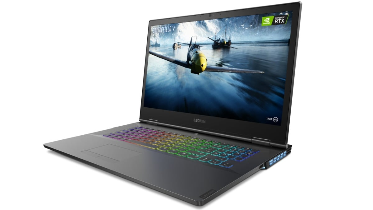 Lenovo, Asus Gaming Laptops Refreshed With 9th Gen Intel