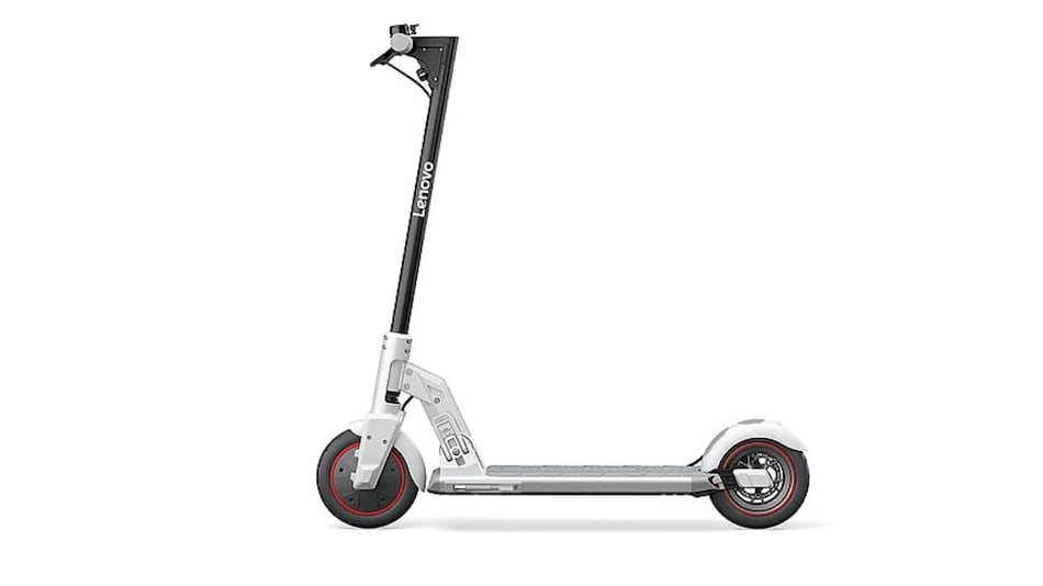 Lenovo M2 Electric Scooter With 30km Range, 25kmph Top Speed Launched: Price, Features