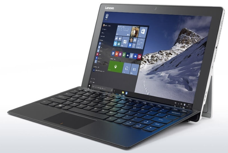 Lenovo Miix 510 2-in-1 Windows 10 Laptop Launched Starting Rs. 53,990